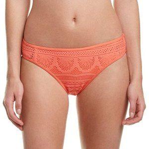NWT Kenneth Cole Suns Out Crochet Hipster Bikini